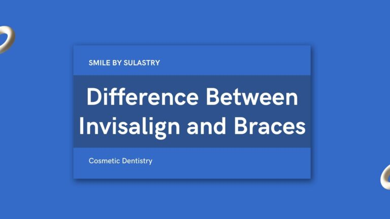 Difference Between Invisalign and Braces